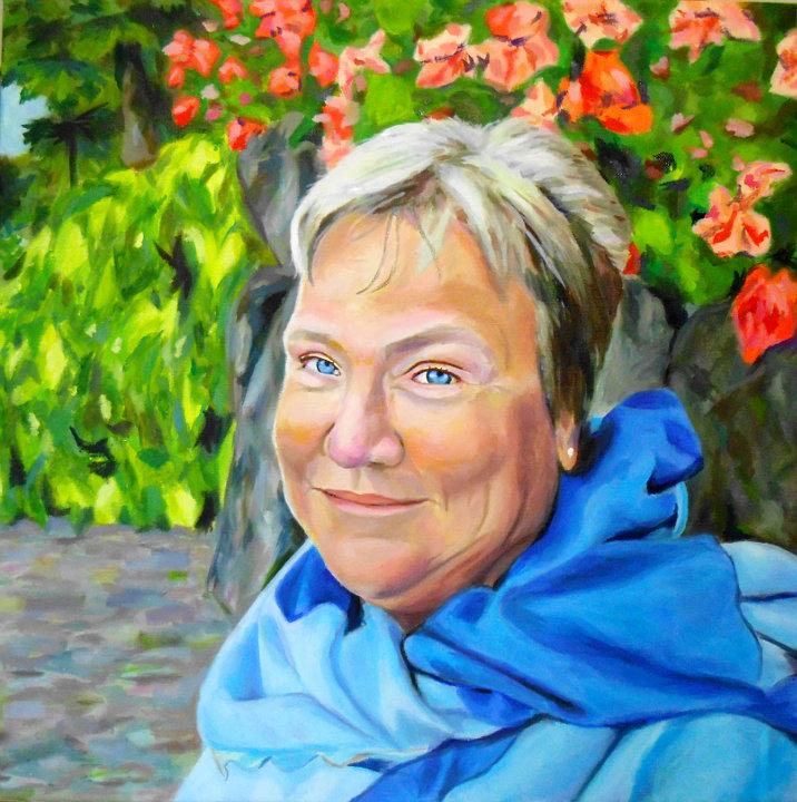 Portrait of Christell Müller