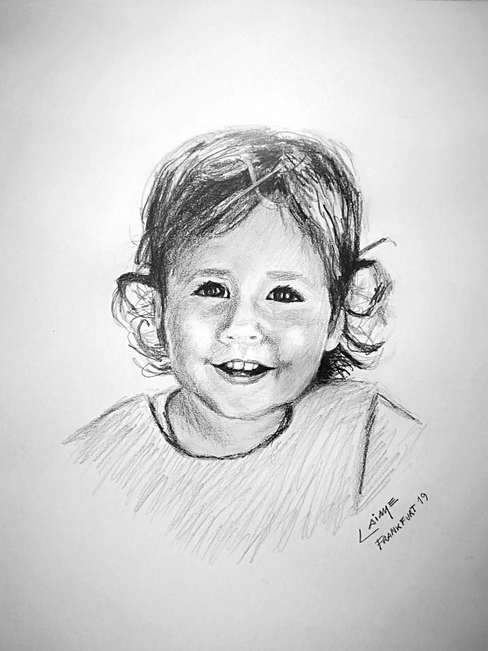 Portrait of Celine Petschel Grimm