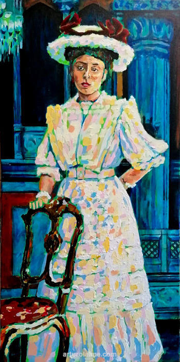 Portrait of Johanna Kirchner