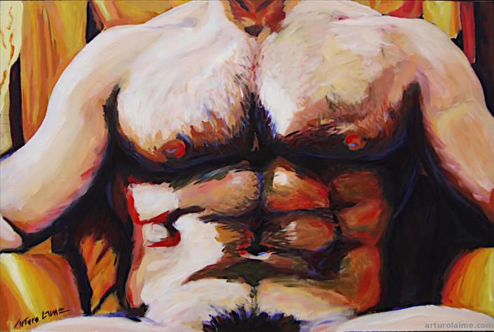 torso in orange 720